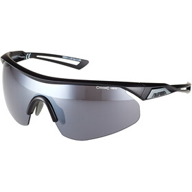 Alpina Nylos Shield Glasses black matt